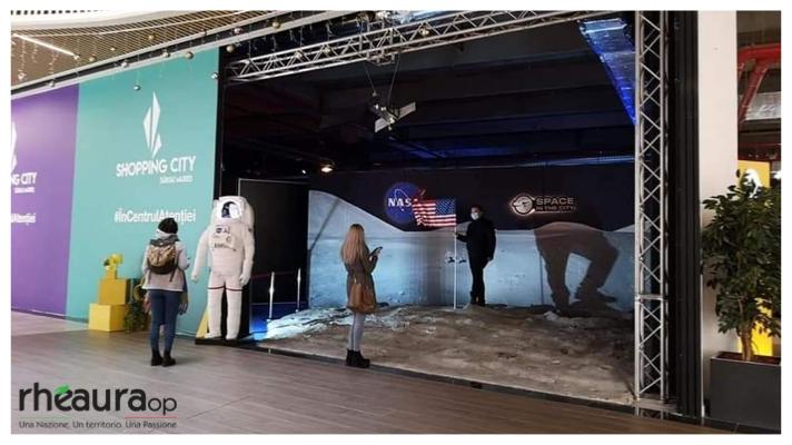 Rheaura è Sponsor Ufficiale della Mostra NASA Space Adventure!